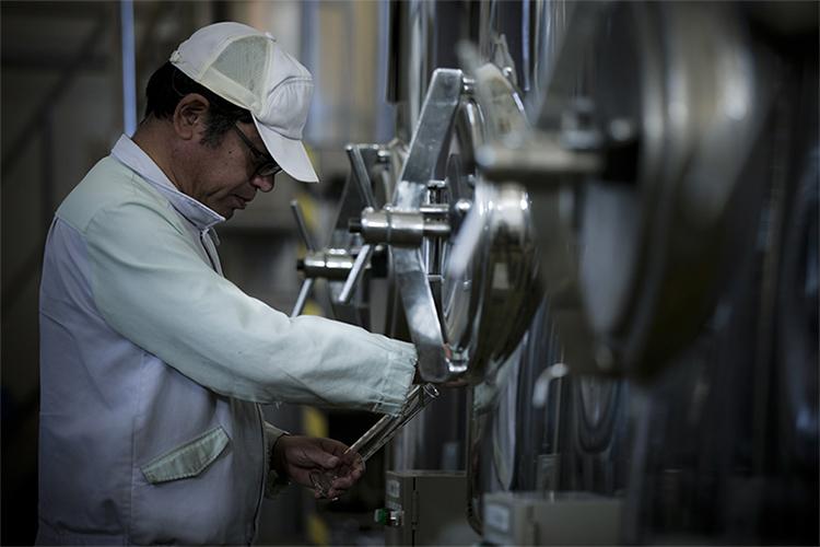ビール作り作業風景4