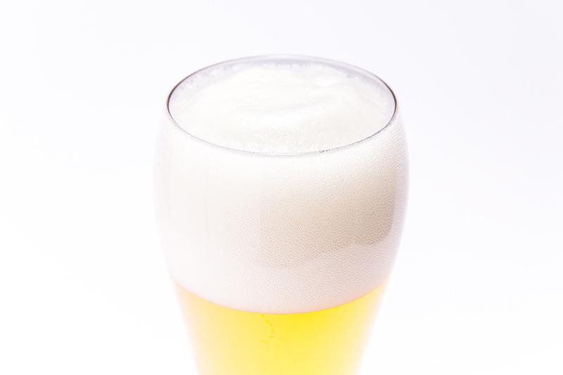 お米ビールアップ