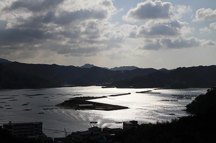 鳴門海峡の風景