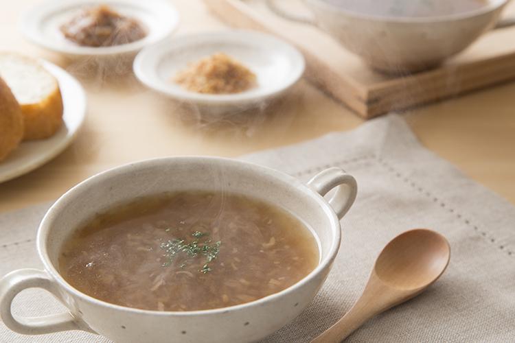 日曜の朝スープ