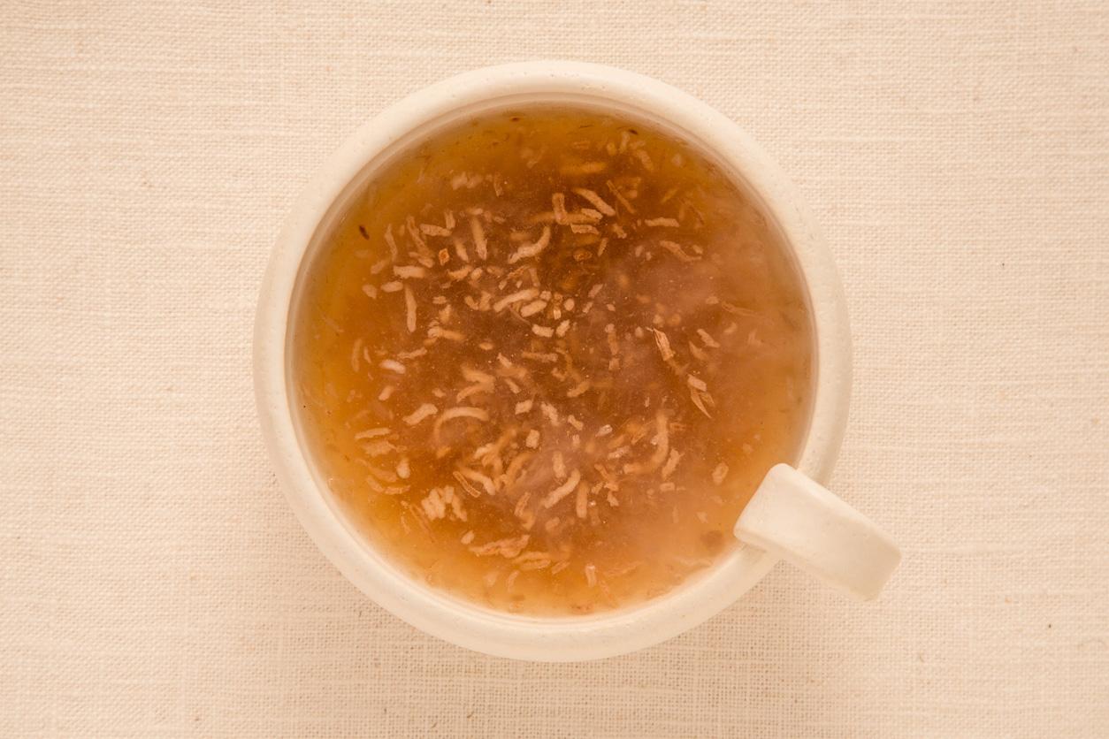 玉ねぎスープマグカップ